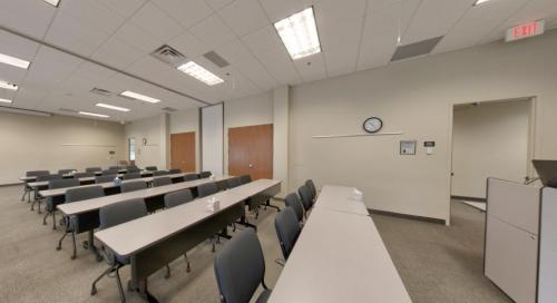 View 2 of Full Conference Room