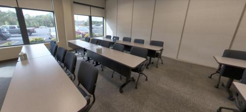 View 2 of Half Conference Rooms