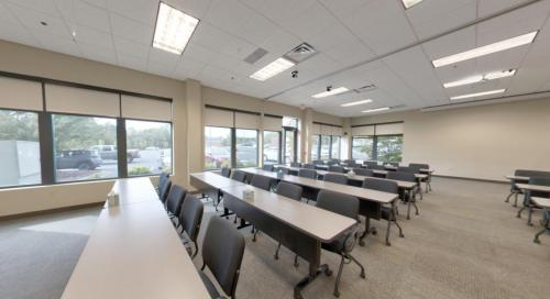 View 3 of Full Conference Room
